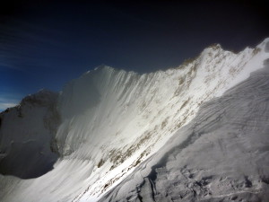 Lenzspitze und Nadelhorn